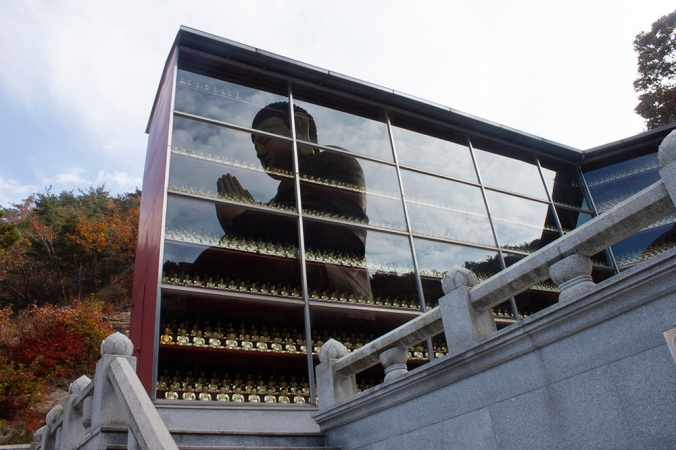 bukhansan-buddha-reflection
