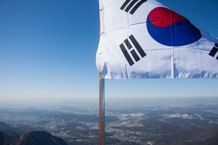 korea-just-flag