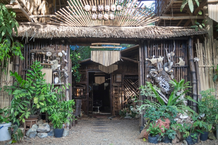 Bamboo Nest Entrance 2